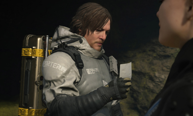 death stranding talk