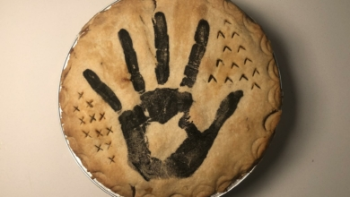 Photo of Fanbyte Makes: Death Stranding Pie