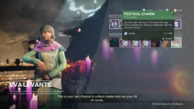 Photo of You Can Finally Complete the Secret Festival of the Lost Triumph in Destiny 2
