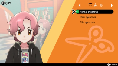 Photo of How to Change Hair, Eye Color, and Makeup in Pokemon Sword and Shield