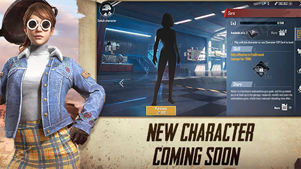 Pubg Mobile S New Character Sara Is Sexist And Stuck In The Past