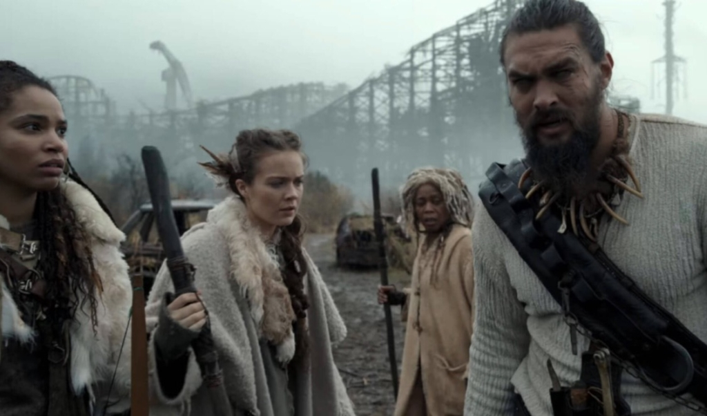 Jason Momoa and Costars in See