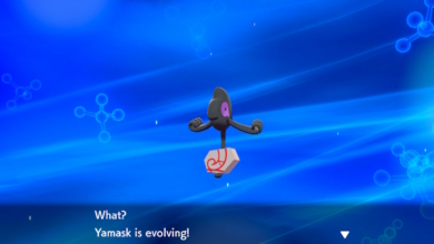 Photo of How to Evolve Yamask into Runerigus – Pokemon Sword and Shield Yamask Guide