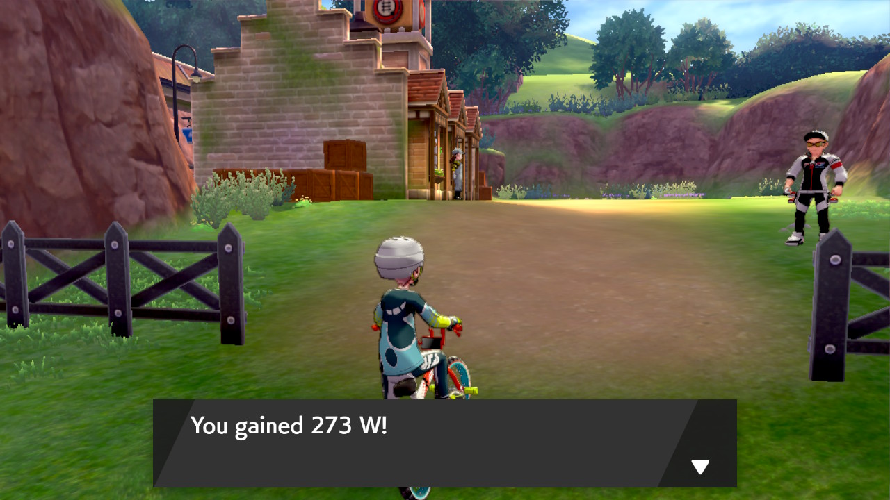 watts gained from rotom rally