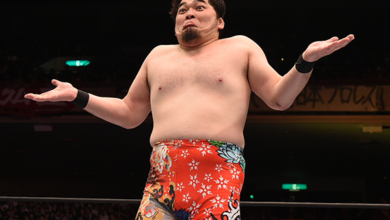 Photo of Toru Yano Is the Wrestler of the Decade