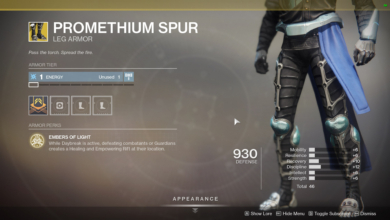 Photo of Welcome Changes Coming to Destiny 2's Armor 2.0 System