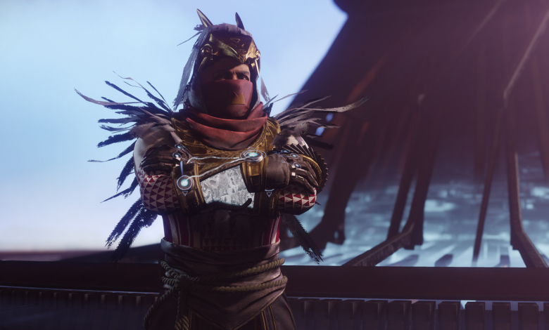 Destiny 2 Season of Dawn Osiris