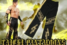 Photo of New Japan Launches Taichi Pantaloons and #TearawayChallenge