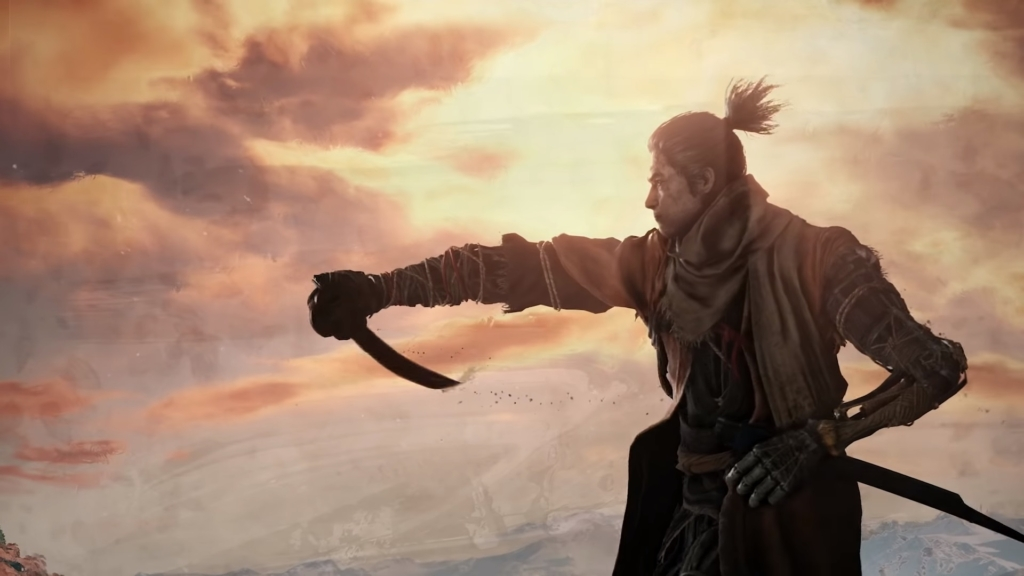 Game of the Year Sekiro