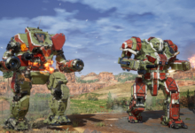 Photo of MechWarrior 5 Is Meant to Be Played With a Joystick