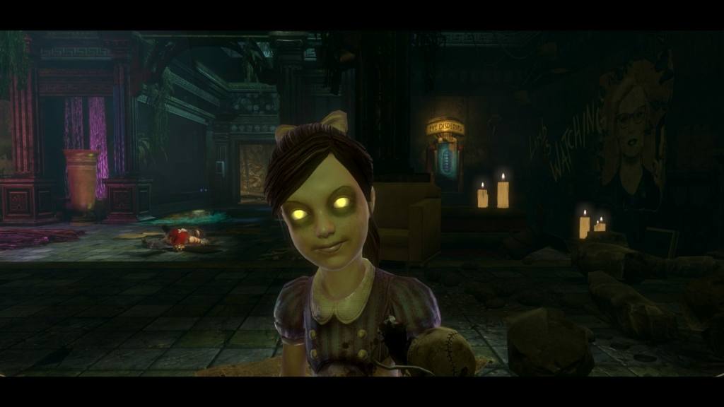 bioshock 2 little sister