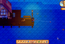 Photo of Stardew Valley Fishing Guide – Where and When to Catch the Legendary Fish