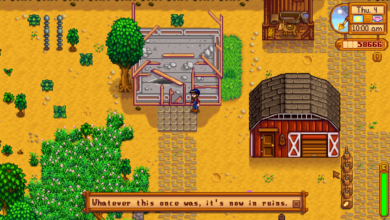 Photo of Stardew Valley Greenhouse Guide – How to Repair the Greenhouse and What Crops to Grow Inside