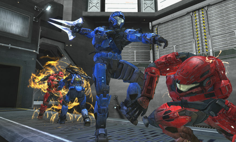 halo reach executions