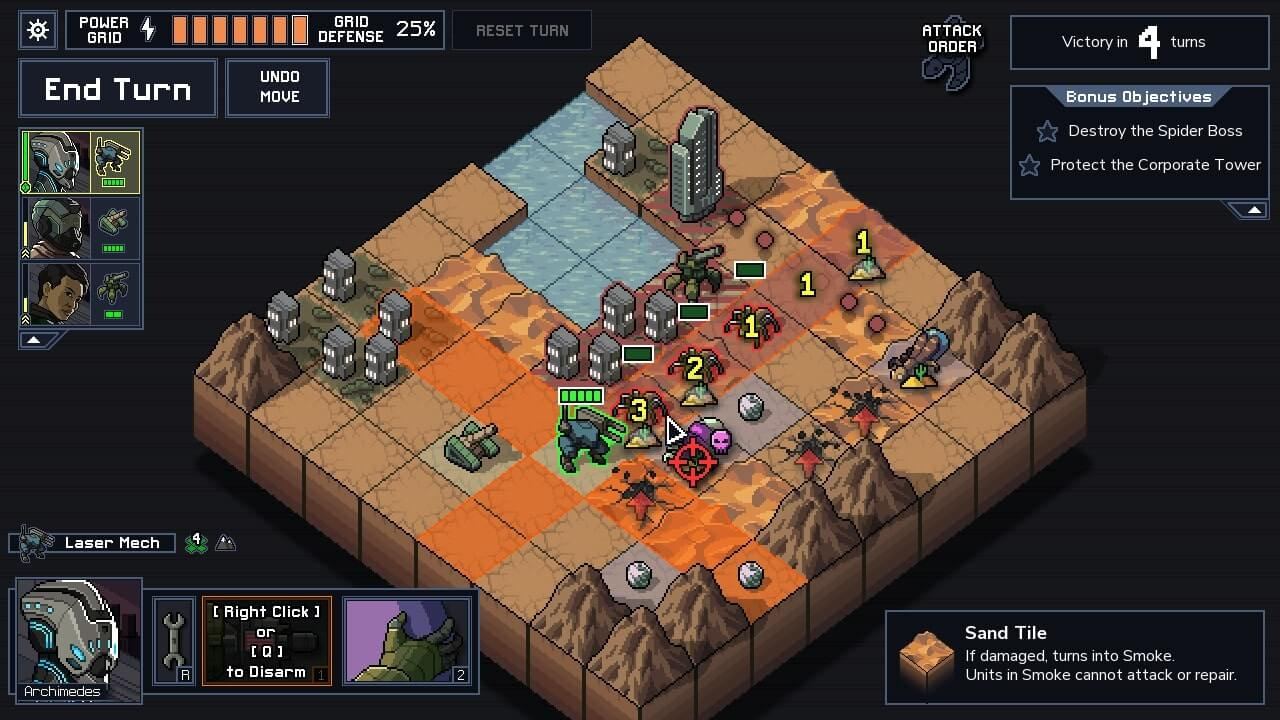 into the breach desert
