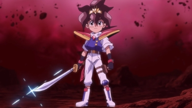 Photo of Keith Courage Returns in His True Anime Form Next Year