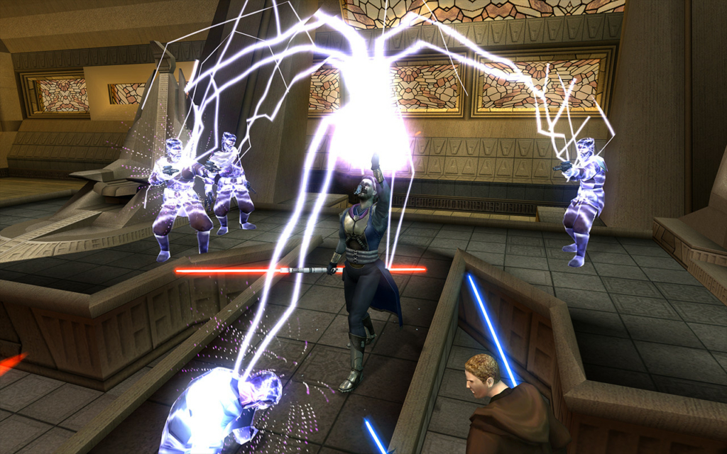 Knights of the Old Republic II: The Sith Lords