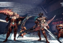 Photo of 'Surprise' MHW Monster, Safi'Jiva, Gets a Siege and 'Awakened Weapons'
