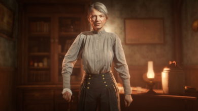 Photo of Bootleg Moonshine With An Angry Old Lady In Red Dead Online
