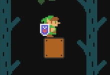 Photo of Just Straight-Up Become Link In Super Mario Maker 2 Update