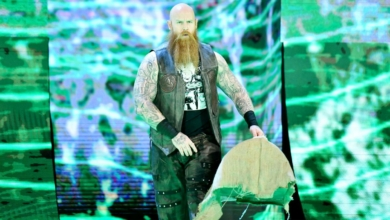 Photo of What's Inside Erick Rowan's Cage?: An Investigation