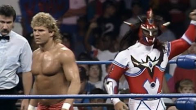Photo of In 1992, Jushin Liger and Brian Pillman Changed American Wrestling