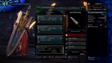 Photo of MHW 50 Shades of White Event Quest Guide – Guild Palace Weapons
