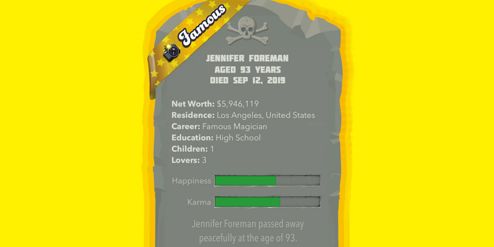 BitLife Famous, Rich, & Loaded Ribbons Guide - How to ...