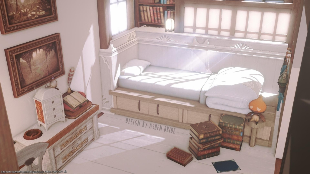 FF14 Trundle Bed