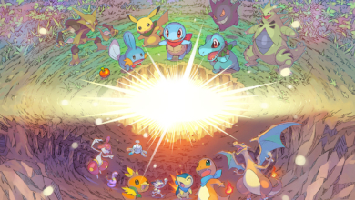 Photo of Don't Forget Pokemon Mystery Dungeon's Remake, Another March Game