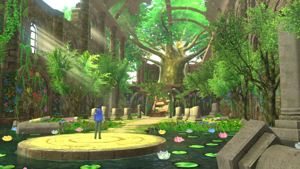 tokyo mirage sessions illusory 106 map