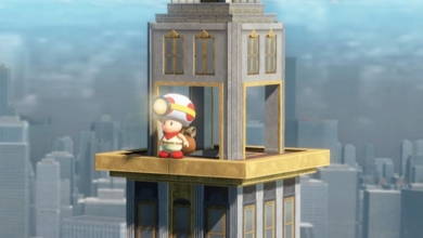 Photo of Captain Toad: Serotonin Tracker