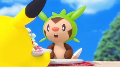 Photo of Did Pokemon ASMR Star Chespin Eat The Entire Microphone?