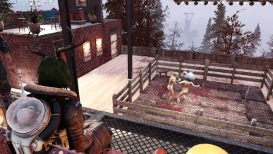 Photo of Fallout 76 Players Are Beating Each Other Up in a Nude Underground Fight Club