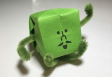 Photo of Fanbyte Makes: 'Wattam' Origami