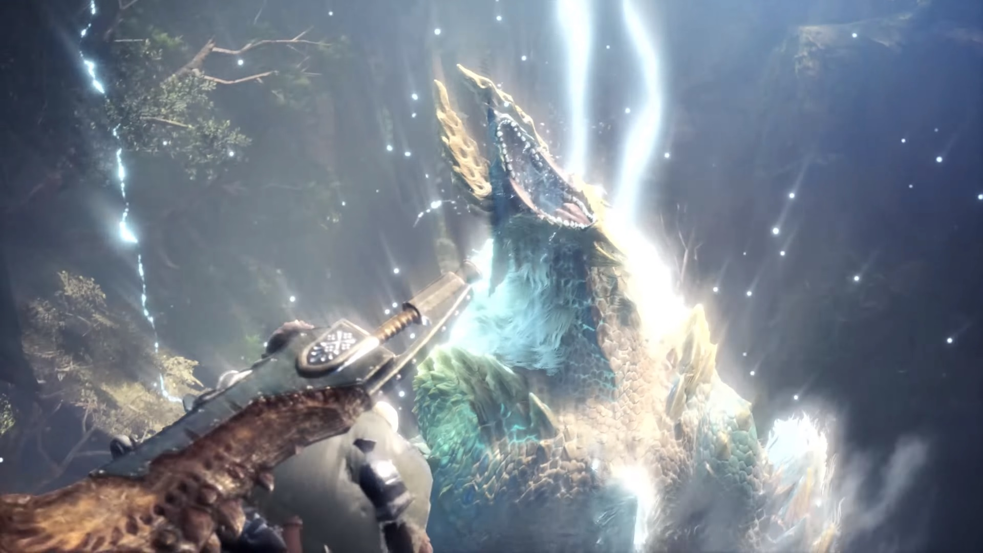 Mhw A Shocking Climax Event Quest Guide Space Lord Super 8