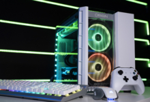 Photo of Origin's 'Big O' Is a Gaming PC With a Console Crammed Inside