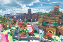 Photo of Universal Japan Unveils Gamified Super Nintendo World Featuring Mario
