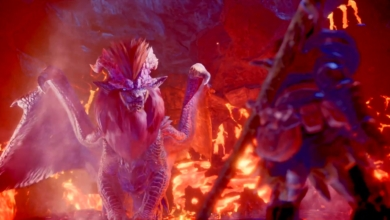 Photo of Where to Find Tempered Crimson Mane – MHW Location Guide