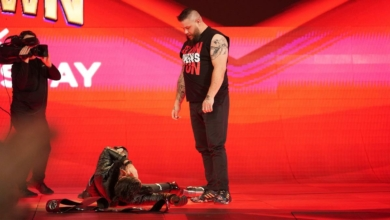 Photo of WWE Recap: A Sermon, a Meltdown, and the Destruction of an Entire Orchestra