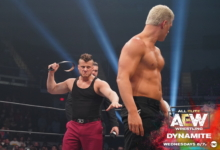 Photo of Ten Lashes on Live TV: AEW Dynamite Recap