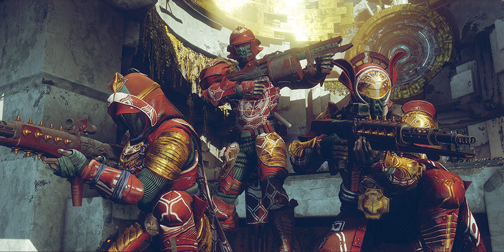 Destiny 2 Iron Banner Red