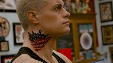 Photo of Cody Rhodes' Neck Tattoo Is the Future of Wrestling