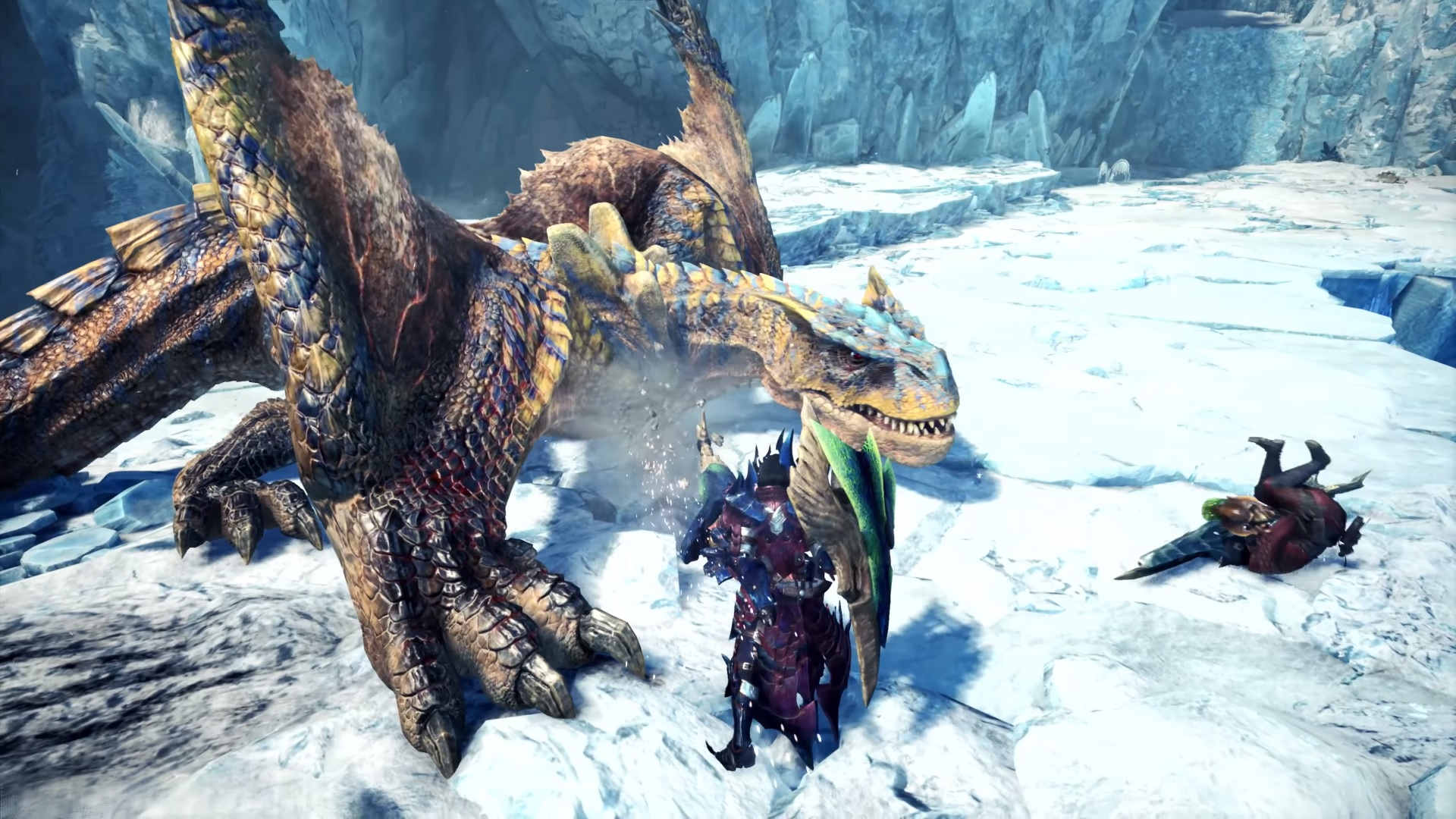 Mhw Best Bow Iceborne Guide Build Tips June 2020