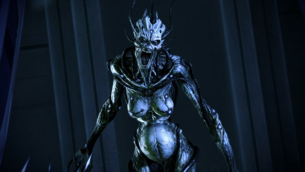 Banshee Mass Effect