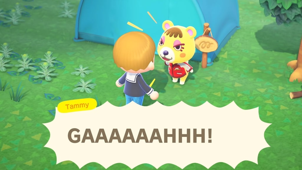 Animal Crossing New Horizons Is A Mean Simulator Actually