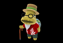 Photo of Animal Crossing Fans Worry Mayor Tortimer is Dead in New Horizons