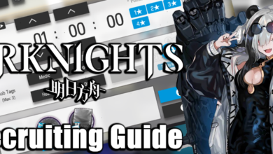 Photo of Arknights Recruitment Guide – Recruiting Better Units with Job Tags