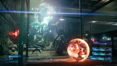 Photo of Final Fantasy 7 Remake Unveils Very Cursed Summons, The Doggo, and More