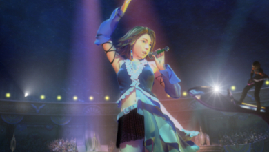 Photo of Let Yuna from Final Fantasy X Perform at the Super Bowl, Cowards